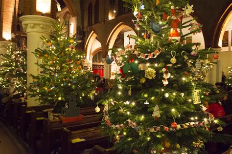 christmas tree festival 14th and 15th december 2013