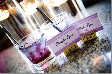 one our signature drinks was purple ingredients