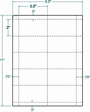 avery 8371 template blank 200 pulsar pink laser and inkjet printable both sides
