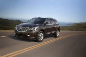 Enclave Buick 2014 2014 Buick Enclave Pictures Photos Gallery Green Car Reports