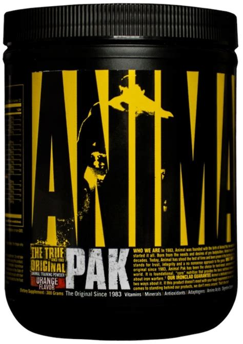 Special Edition Animal Cuts 42 Packs universal nutrition animal pak bodybuilding and sports supplements