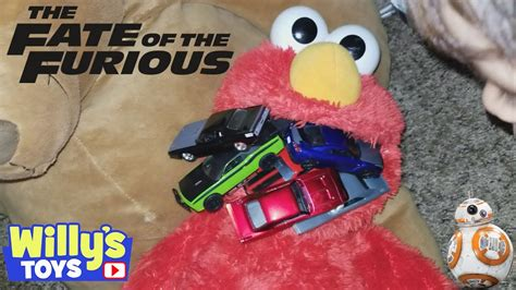 Walkie Talkie Cars Minion Mickey Mouse the fate of the furious cars vs big hugs elmo minions bb 8 dumbo and mickey mouse willys toys