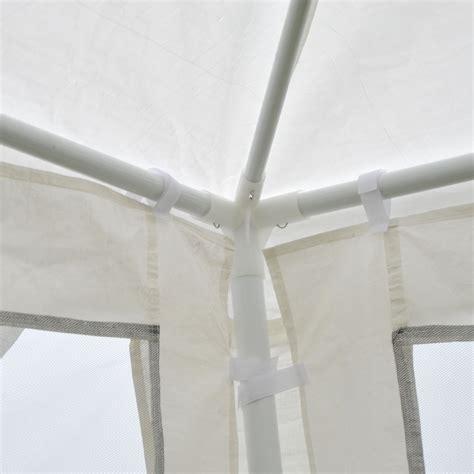 gartenpavillon mit seitenwänden outsunny pavillon partyzelt gartenpavillon gartenzelt