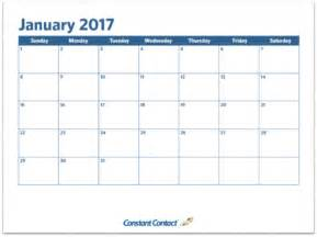 Calendar Email Template by It S Here Your 2017 Email Marketing Calendar Constant