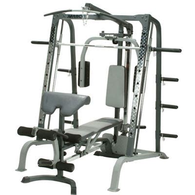 benching on smith machine marcy sm4000 deluxe smith machine and weight bench