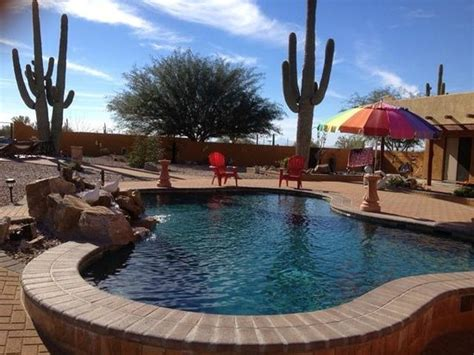 clothing optional bed and breakfast pool picture of desert joy clothing optional bed and