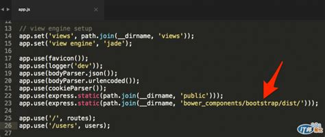 node js layout manager node js 系列學習日誌 12 bower 管理相依套件工具 it 邦幫忙 一起幫忙解決難題 拯救