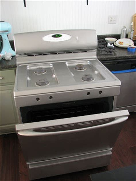 kitchen appliance paint stainless steel appliance paint or how i ruined my kitchen