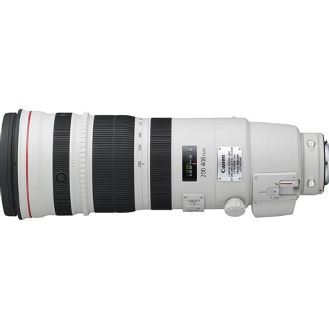 Buy Canon EF 200 400mm f/4L IS USM 1.4x Extender Lens