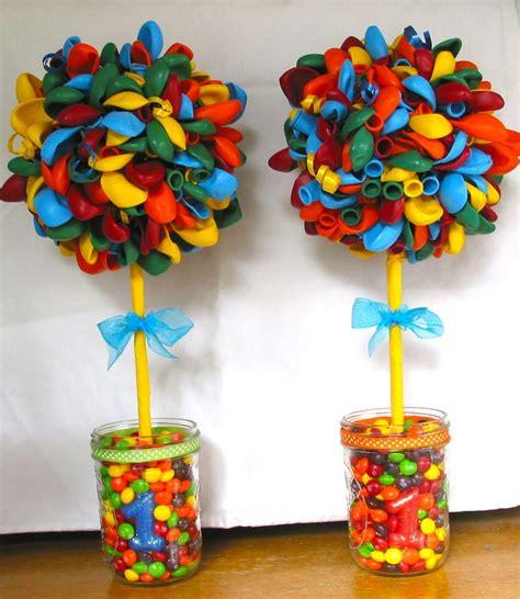 Balloon Topiary - balloon topiaries party time pinterest