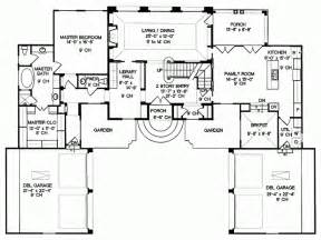 eplans chateau house plan gracious mansion 3335 square