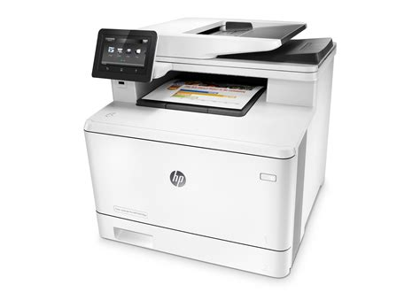 Printer Laser Copy Scan brand new hp color laser jet pro printer mfp m477fdw print