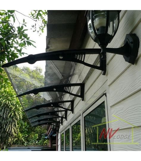 Diy Window Awning Kits by Canopy Awning Diy Kit Topaz