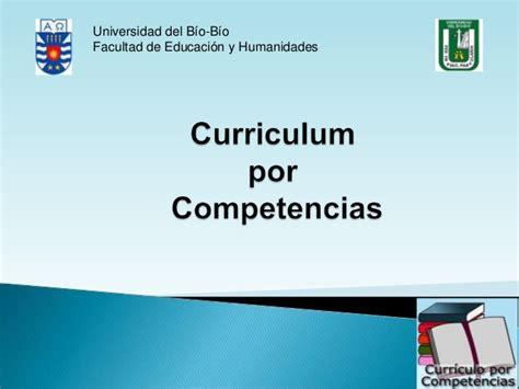 Modelo De Curriculum Por Competencias Curriculum Por Competencias
