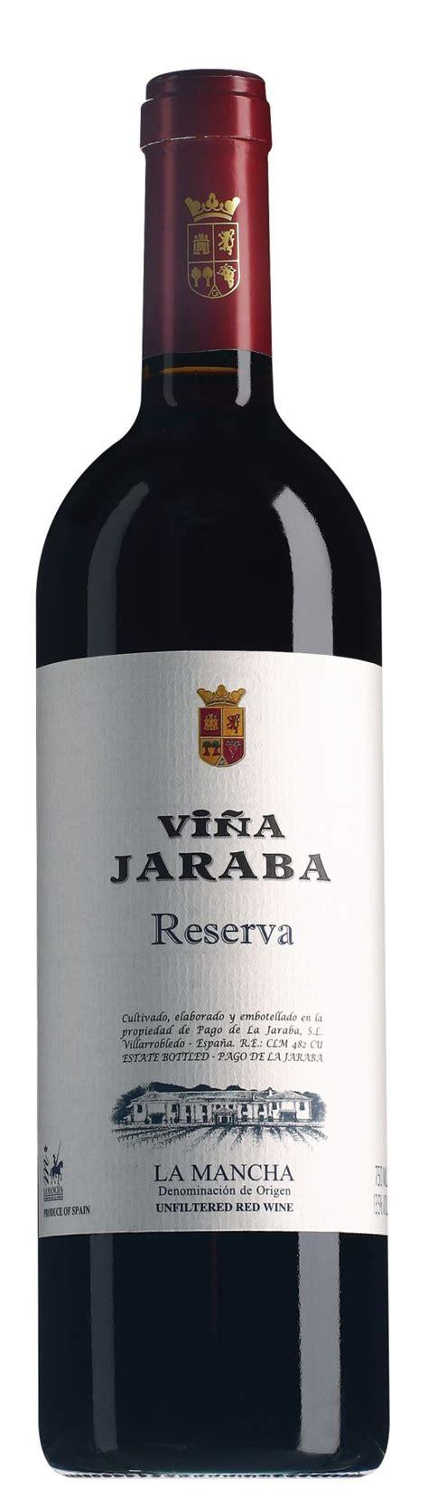 Vina Ovter vi 241 a jaraba la mancha reserva 2011 der heijden wijnen