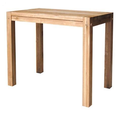 table de cuisine haute pas cher table haute quot lodge quot casita