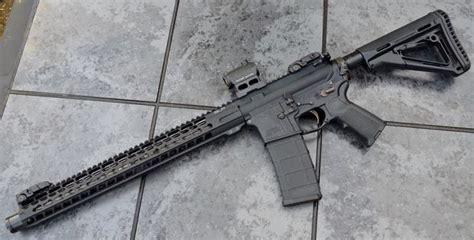 Keymod Mi Style 9 Inch Black 1 slr rifleworks ar15news your ar 15 news source