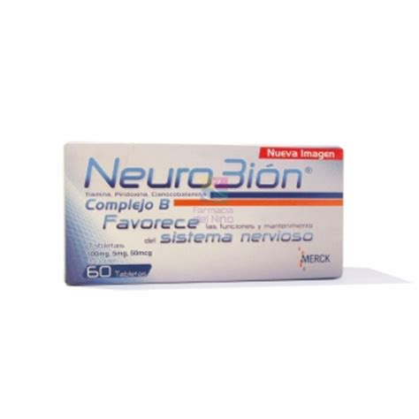 Vitamin Neurobion neurobion 60tab mexipharmacy pharmacy in mexico