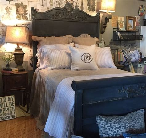 chalk paint knoxville tn get cozy with this beautiful bed by stockist the back