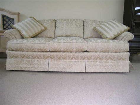 highland house sofa reviews 873 upholstered highland house gold brocade sofa 1323054