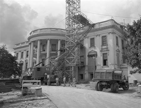 white house renovations from truman to trump associations now historic photos of washington s great monuments memorials