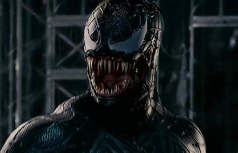 Alpha Venom 3 White Black spider villain venom is finally getting a spin complex