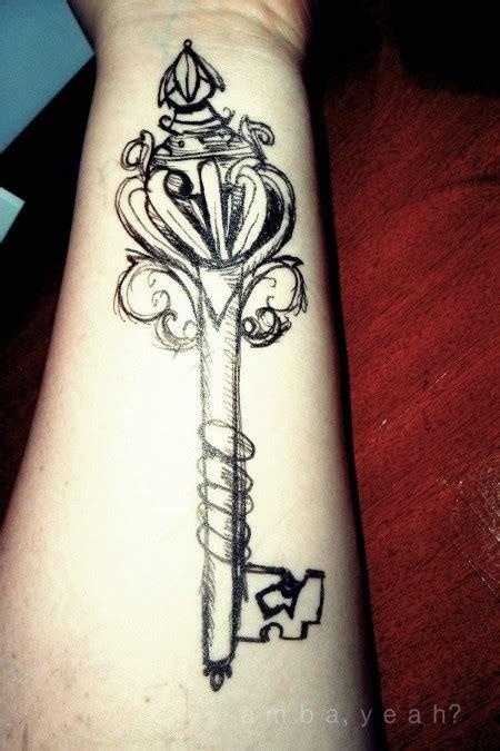 old key tattoo designs key tattoos and designs