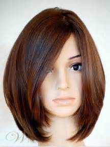 soft cut hair soft carefree natural medium straight bob hairstyle 100