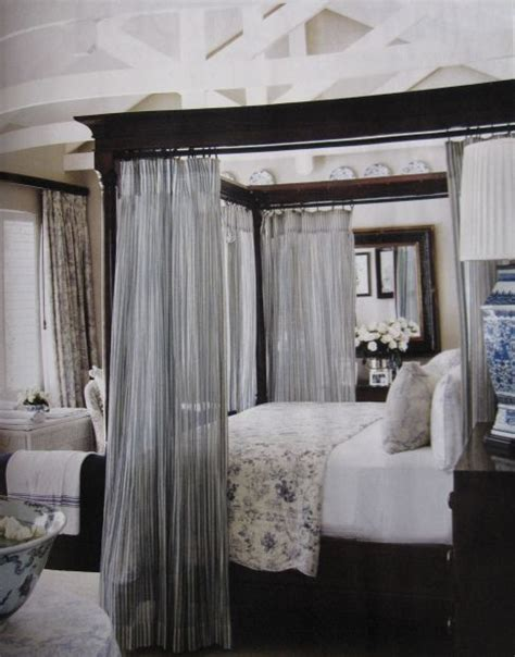 bed canopies curtains best 25 curtain rod canopy ideas on pinterest bed
