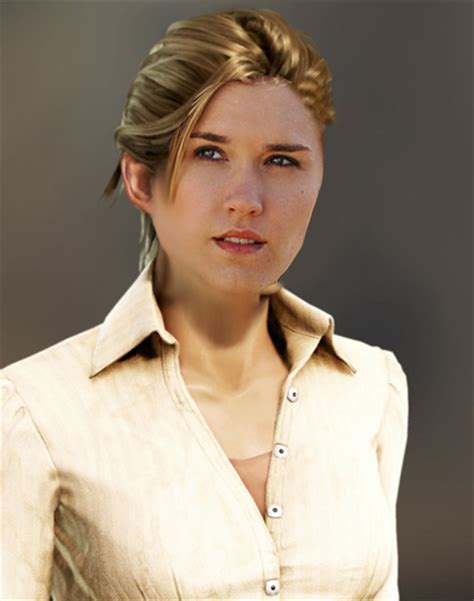 emily rose voice actress if video game characters looked like their voice actors