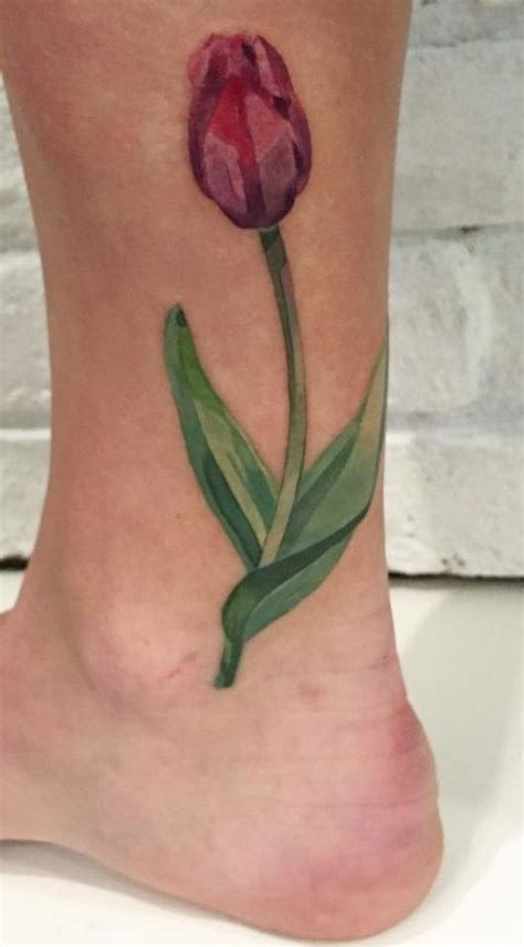 tattoo flower tulip 489 best images about geek tattoos on pinterest famous
