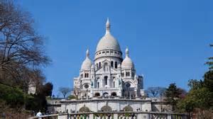 basilique du sacre coeur de montmartre paris france full desktop backgrounds