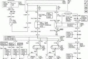 2003 chevy silverado radio wiring diagram wedocable