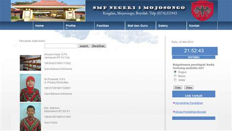 membuat website kelurahan contoh web html yang sudah jadi contoh 193