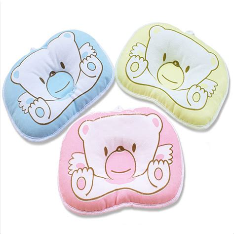Dunlopillo Pillow Baby Oval sale baby pillow infant shape toddler pillow infant bedding print oval shape 100