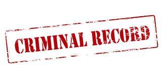 Traveling To Usa Criminal Record Criminal Record Manila Folder Crime Data Arrest File Stock Illustration Image 47881457