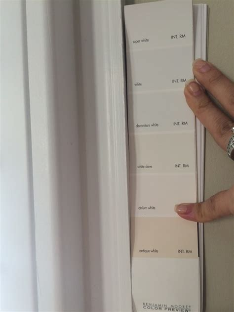 Decorators White Benjamin Moore Plantation Shutters Vs Trim Color Help Needed
