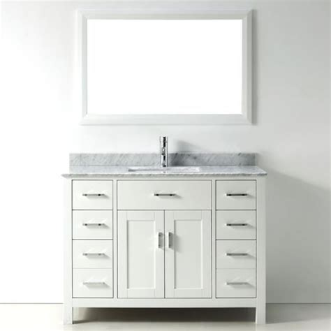 costco vanity bathroom ideas pinterest