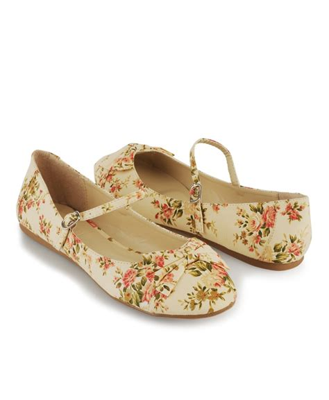 floral flat shoes floral flat shoes 28 images toms m flat shoes pink