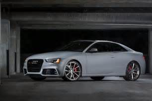 2015 audi rs 5 coupe sport edition front three quarter 1