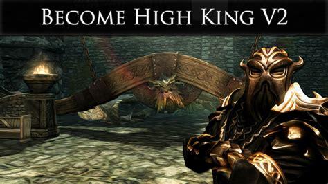The High King Of Montival 1 become high king of skyrim v2 mod mod db