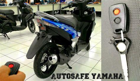 Alarm Autosafe Yamaha mengenal fitur keamanan autosafe anti maling motor yamaha