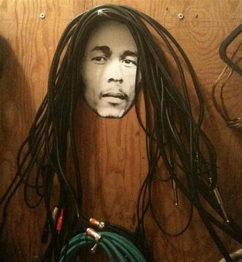 things to do with marley hair 23 creative ways to repurpose reuse old stuff bored panda