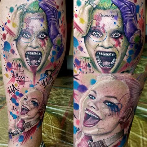harley quinn joker tattoo harley quinn and joker www pixshark images