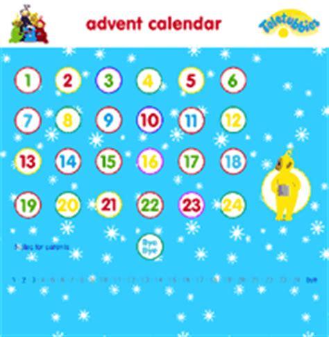 urban design bbc teletubbies christmas advent calendar