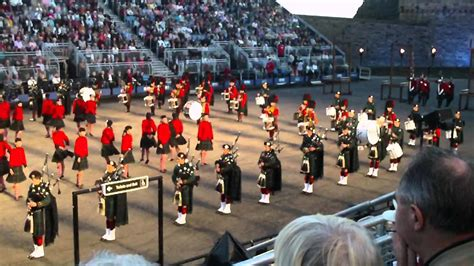 edinburgh tattoo youtube 2012 royal edinburgh military tattoo 2012 pt 1 youtube
