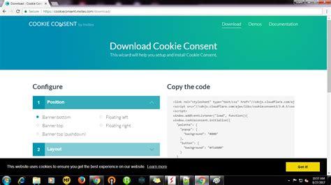 cara membuat opini hukum cara mudah membuat cookie hukum uni eropa di blog gudang