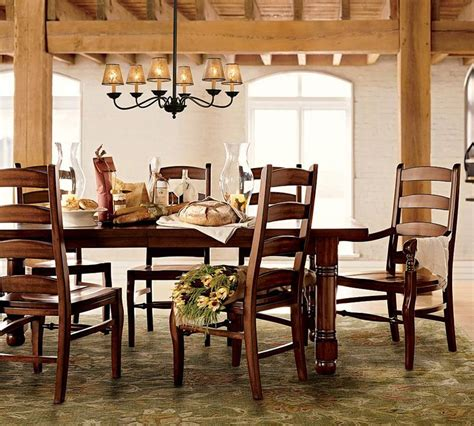 24 Totally Inviting Rustic Dining Room Designs Page 3 Of 5 | 24 totally inviting rustic dining room designs page 4 of 5