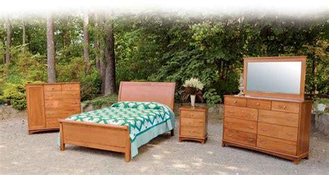 crescent bedroom set oakwood furniture amish furniture in daytona beach