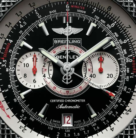 bentley breitling breitling for bentley supersports limited edition